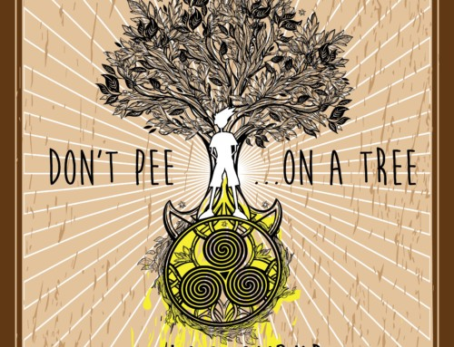 Don't Pee On A Tree